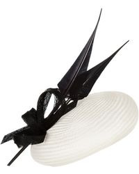 Jacques Vert - Loop Bow Pill Box Headpiece - Lyst