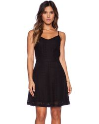 Joie Viernan Dress - Lyst