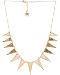 House of Harlow 1960 - Echelon Collar Necklace - Lyst