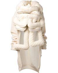 Comme Des Garçons Shetland Jacket - Lyst