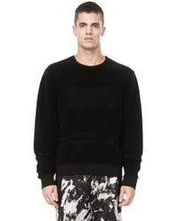 Alexander Wang Towel Stripe Sweater - Lyst