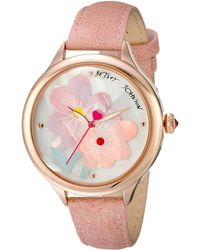 Betsey Johnson Bj00470-09 pink - Lyst