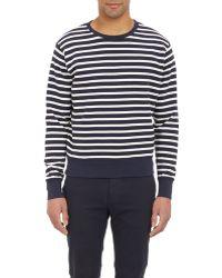 NLST - Nautical Stripe Long-sleeve T-shirt - Lyst