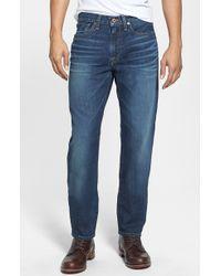 Lucky Brand Men'S '121 Heritage' Straight Leg Jeans - Lyst