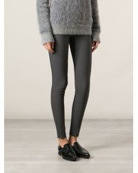 Stella McCartney Elasticated Waist Band Legging - Lyst
