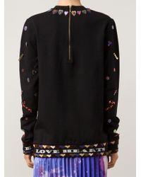 Manish Arora Long Sweater - Lyst