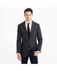 J.Crew Ludlow Elbowpatch Sportcoat in English Wool - Lyst