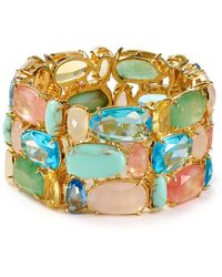 Ralph Lauren Palm Beach Stretch Bracelet - Lyst