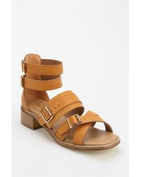 Wanted - Kingdom Caged Sandal - Lyst