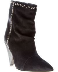 Isabel Marant 'Andrew' Boots - Lyst