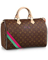 Louis Vuitton Speedy 35 Mon Monogram - Lyst