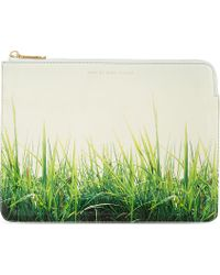 Marc By Marc Jacobs Grass Ipad Case 973 - Lyst