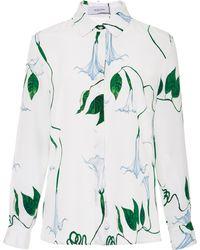 Isolda Dama Perfume Aneta Shirt - Lyst