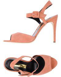 Rupert Sanderson High-Heeled Sandals - Lyst