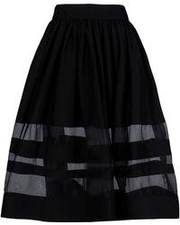 Alice + Olivia 3/4 Length Skirt - Lyst