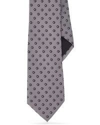 Ralph Lauren Black Label Silk Art Deco Tie - Lyst