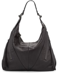 Kooba Mickey Medium Leather Hobo Bag - Lyst