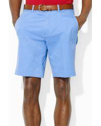 Polo Ralph Lauren Blue Links-fit Short - Lyst