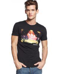 Adidas Girl Glitch Tshirt - Lyst