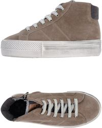 No Name High-Tops & Trainers khaki - Lyst
