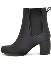 Jeffrey Campbell | Rubber Bootie | Lyst