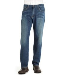 Lucky Brand - 329 Classic Straight S Zenith Point Wash Jeans - Lyst