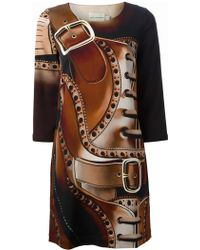 Mary Katrantzou Derby Dress - Lyst