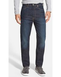 Levi's '522' Slim Tapered Fit Jeans - Lyst