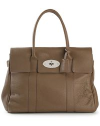 Mulberry Bayswater Tote Bag - Lyst