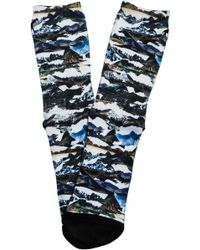 LRG The Motherland Camo Crew Socks - Lyst