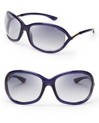 Tom Ford Jennifer Sunglasses - Lyst