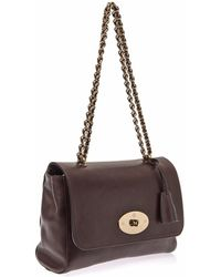 Mulberry Lily Medium Leather Shoulder Bag - Lyst
