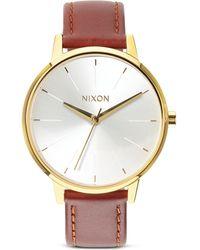 Nixon The Kensington Watch, 37Mm - Lyst
