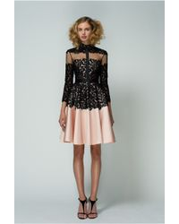 Bibhu Mohapatra | Lace Cocktail Dress | Lyst