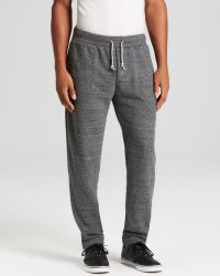 Alternative Apparel Eco Jasper Slim Pants - Lyst