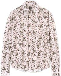 Mitchumm Industries Long Sleeve Shirt green - Lyst