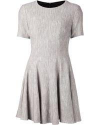 Tibi Daria Knit Paneled Dress - Lyst