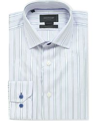 Duchamp Striped Cotton Shirt - Lyst