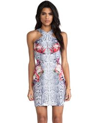 Camilla & Marc Simplex Crossover Dress - Lyst