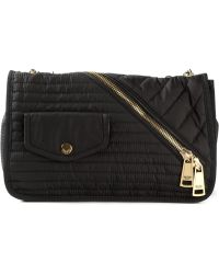 Moschino Padded Shoulder Bag - Lyst