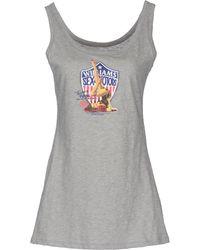 Williams Wilson - Sleeveless T-shirt - Lyst