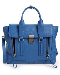 3.1 Phillip Lim | 'medium Pashli' Leather Satchel | Lyst
