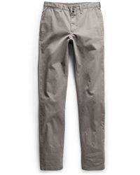 Mango Straightfit Cotton Chinos - Lyst