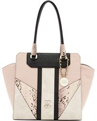 Guess Paxton Avery Satchel - Lyst