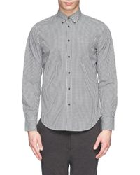 Rag & Bone Yokohama' Gingham Check Cotton Shirt - Lyst