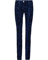 Balenciaga Gant Zip Pants - Lyst