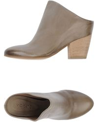 Vic Matie' Open-toe Mules - Lyst