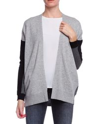 Vince Draped Sweater - Lyst