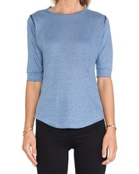 Marc By Marc Jacobs Carmen Long Sleeve Tee - Lyst