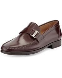 Bally Colbar Moc Loafer - Lyst